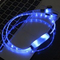 Flashing LED Light Up Earphone Headphone Beats