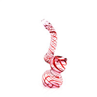 WATER BUBBLER 6 INCH / Red Stripes
