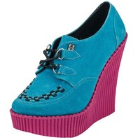Cotton Candy Wedges