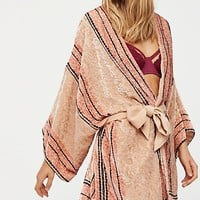 Natalie Burnout Robe