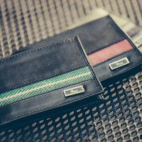 ZAAF Black Leather Wallet