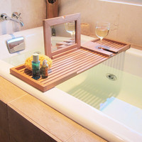 Heavenly Bath Tray