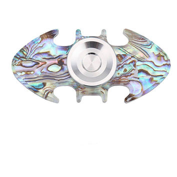Shell Fidget Spinner- Batman