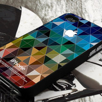 arlequin pattern design  for iPhone 4 case, iPhone 4s case, iPhone 5 case, samsung galaxy S3 and samsung galaxy S4 case