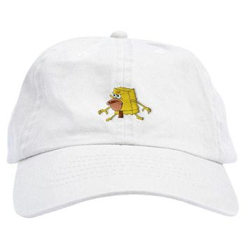 Savage Sponge Dad Hat