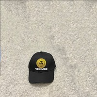 Patchwork Versace Classic Baseball Cap Sun Cap Tennis Cap Sports Hat for Women Men Adjustable