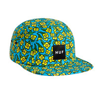 HUF - HUF X KROOKED FLOWERS VOLLEY // PEACOCK