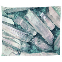 Water Crystal Tapestry