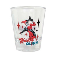 Harley Quinn Character Shot Glass | WearYourBeer.com