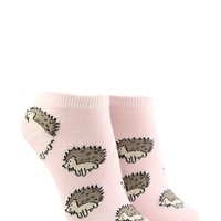 Porcupine Ankle Socks