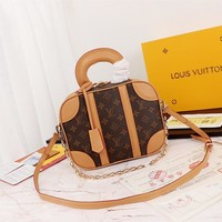 Kuyou Lv Louis Vuitton Gb29624 M44581 Mini Luggage Handbags