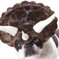 Animal Planet PET20104 Triceratops Dog Costume, Small
