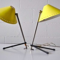 HALA ZEIST PINOCCHIO TABLE OR WALL LAMPS: Amsterdam Modern