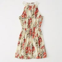 Womens Chiffon Dress | Womens New Arrivals | Abercrombie.com