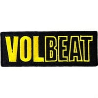 Bafunzo Volbeat Guitar Gangsters Cadillac Blood Rock Heavy Metal Embroidered Iron On Patch