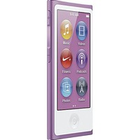 Apple® - iPod nano® 16GB MP3 Player (7th Generation - Latest Model) - Purple