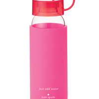 kate spade new york: water bottle - pink