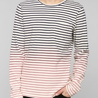 Native Youth Ombre Breton Long-Sleeve Tee - Urban Outfitters
