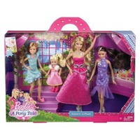 Barbie & Her Sisters in a Pony Tale Gala Gown Giftset