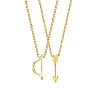 Mister Bow & Arrow Necklace