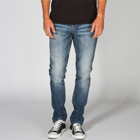 Rsq Vancouver Mens Slim Slouch Jeans Tornado Wash  In Sizes