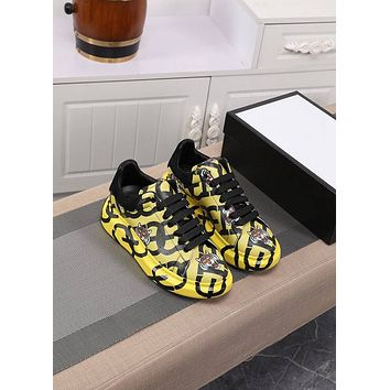 ALEXANDER MCQUEEN  Woman's Men's 2020 New Fashion Casual Shoes Sneaker Sport Running Shoes 01