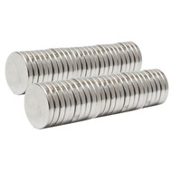 20pcs 12mm x 2mm Rare Earth Neodymium Super Strong Magnets N50 Strong Round Magnet