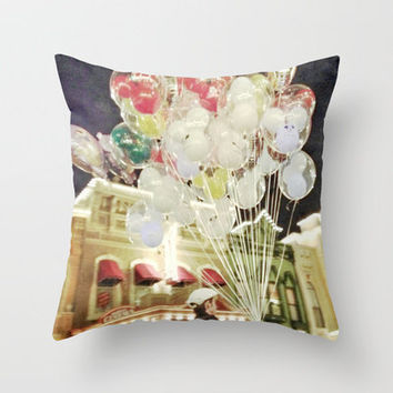 young at heart too. Throw Pillow by ShiningStar  | Society6