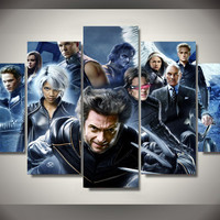 The Last Stand - 5 Piece Canvas LIMITED EDITION