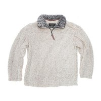 True Grit - Men's Frosty Tipped Pile Pullover
