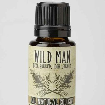 Wild Man All Natural Cologne- Assorted One
