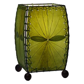 Mini Series Table Lamp Green