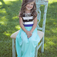 Girls Out For Fun Tank Maxi Mint