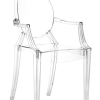Anime Dining Chair Transparent