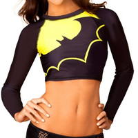 Batman Rash Guard