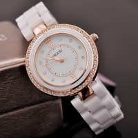 New Arrival Trendy Designer's Great Deal Good Price Awesome Gift Pottery Ladies Fashion Stylish Hot Sale Watch [4919936772]