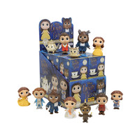 Funko Disney Beauty And The Beast Mystery Minis Blind Box Figure Hot Topic Exclusive