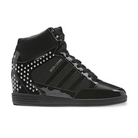 adidas BBNEO by Selena Gomez Studded Wedge Sneakers - Women