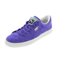 Puma Mens States Summer Cooler Pack Suede Signature Casual Shoes