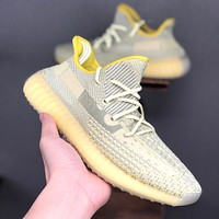 "adidas Yeezy Boost 350 V2 Yellow ""Static"" - Best Deal Online"