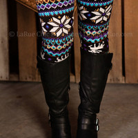 WINTER DAYS LEGGINGS