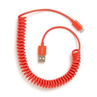 On The Line Charging Cord (Red)