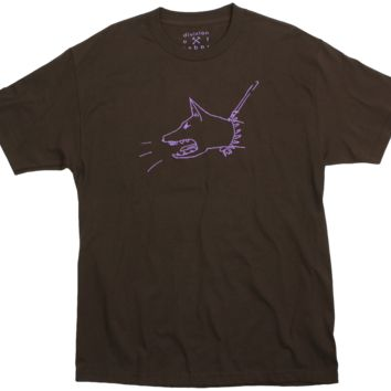 Canine On a Leash Tee