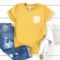 Mini Sunflower - Heather Yellow