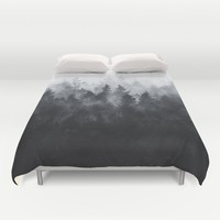 The Heart Of My Heart // Midwinter Edit Duvet Cover by Tordis Kayma | Society6