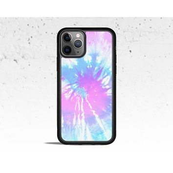 Grunge Tie Dye Phone Case for Apple iPhone
