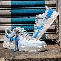 """Nike Air Force 1 Low """"Devin Booker"""" Women Men Fashion Casual Low-Top Old Skool Shoes"""
