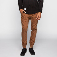 CRASH Mens Chino Jogger Pants 241110406 | Joggers & Sweatpants