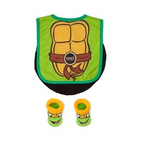 Toddler Teenage Mutant Ninja Turtles Bib
