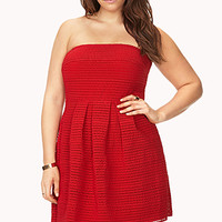 Party-Time Pleated Dress